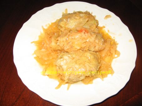 Stuffed Cabbage Rolls - Authentic Romanian Recipe